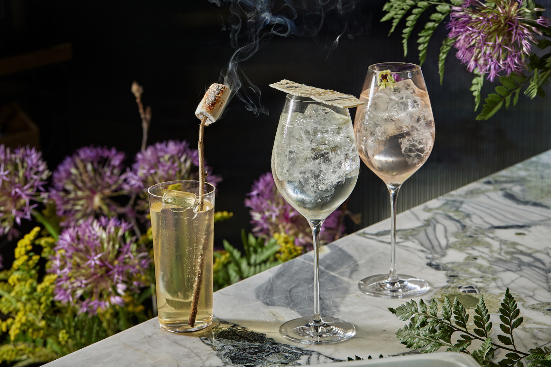 Безалкогольные коктейлиnoknocktails