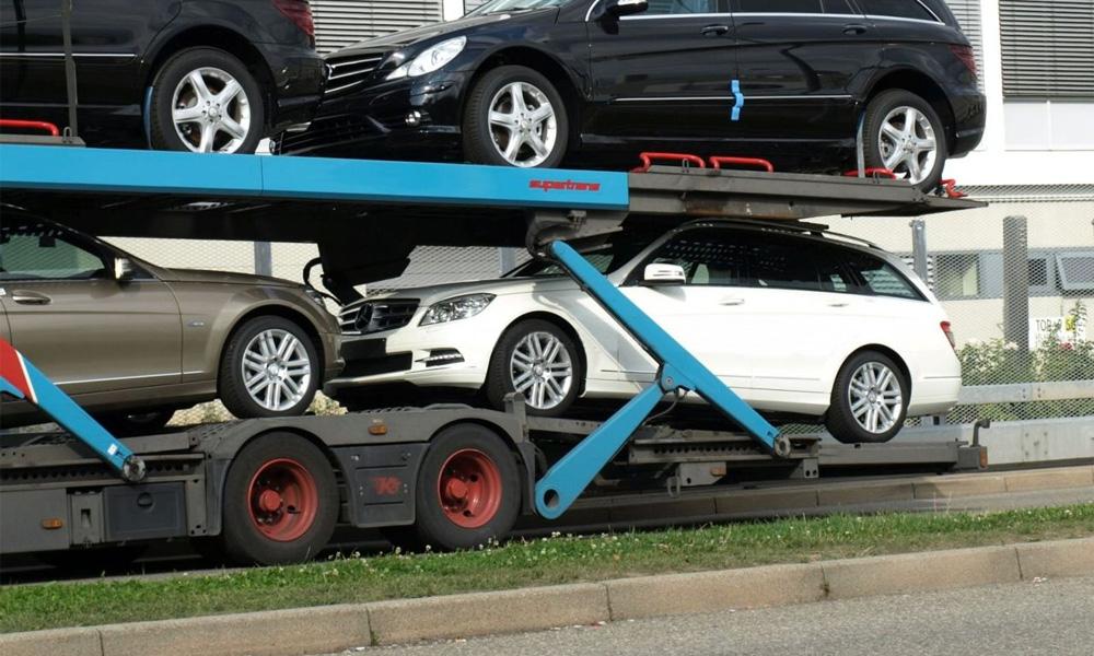 Появились первые фото Mercedes-Benz C-Class 2011
