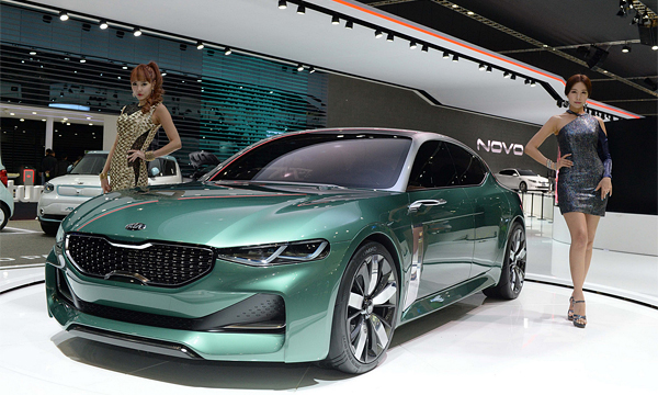 Kia разработает новое семейство компактных автомобилей