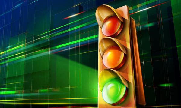 В Москве появятся мобильные светофоры