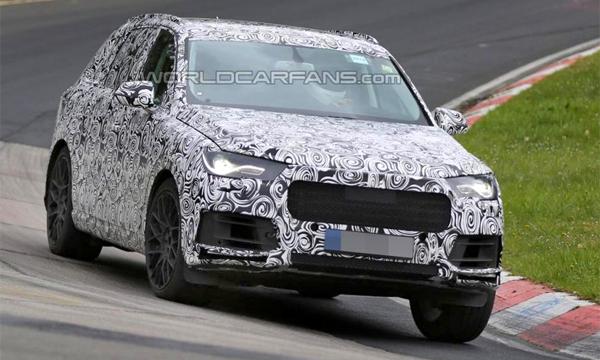 Audi Q7 следующего поколения получит 2,0-литровый мотор