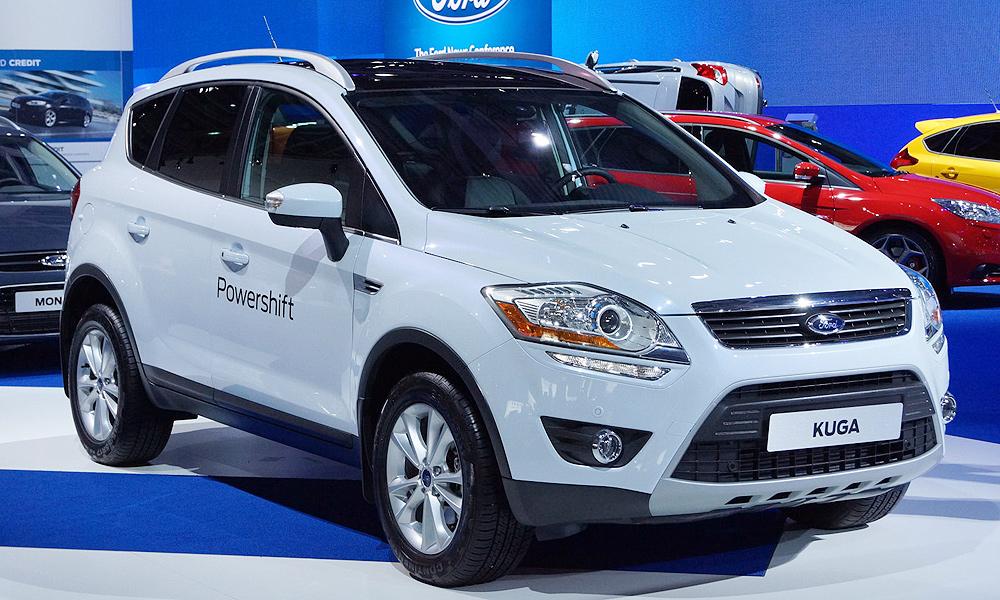 Новый Ford Kuga будут выпускать в Татарстане