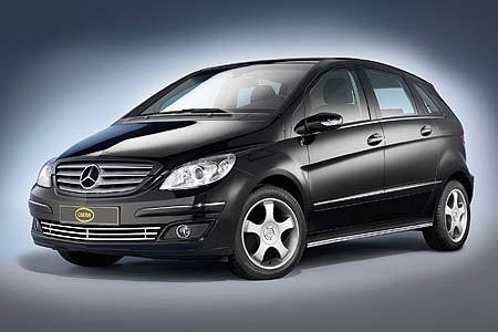 Блестящая новинка от Mercedes и Cobra