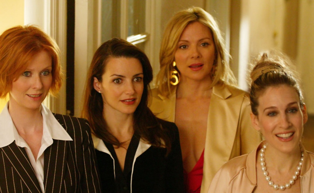 Кадр из сериала «Секс в большом городе»
