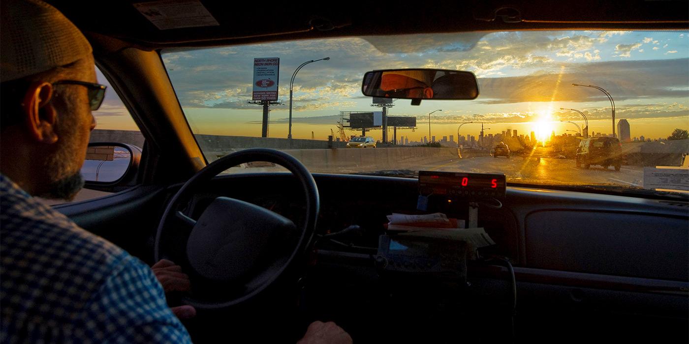 За поведением водителей начнут следить с помощью компьютерного зрения