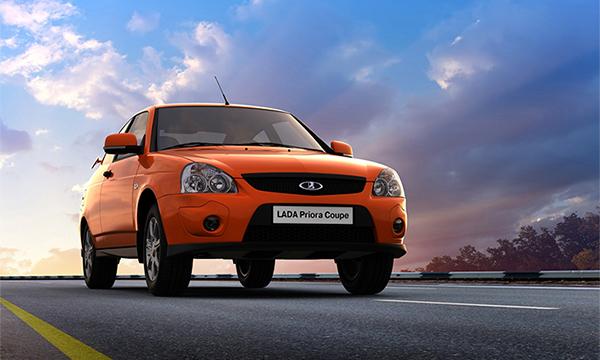 АвтоВАЗ снимает с производства купе Lada Priora