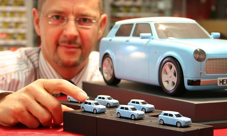 Новый Trabant будут делать производители игрушек
