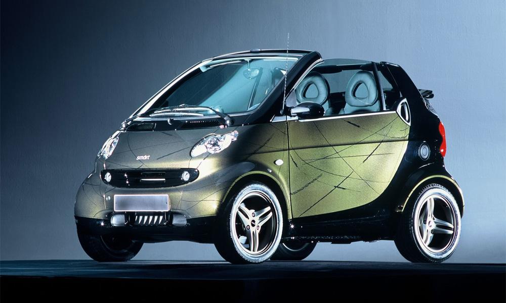 Smart FourTwo Coupe cdi