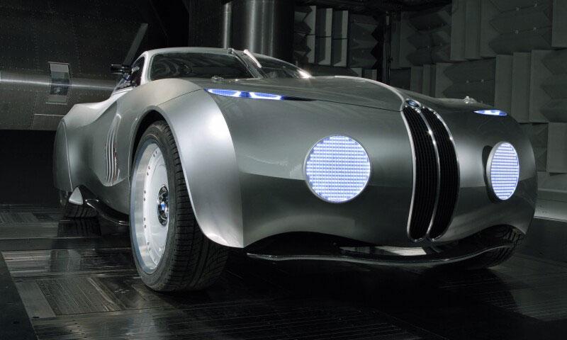 BMW представила концепт-кар Mille Miglia 2006