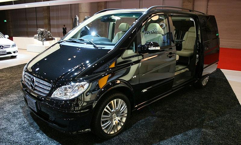 Mercedes-Benz Viano X-Clusive