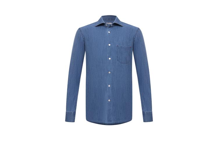 Рубашка Kiton, 64 500 руб. (ЦУМ)