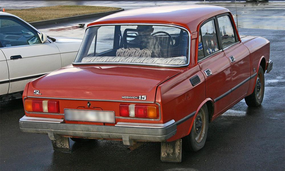 Старые автомобили не пустят в центр Москвы