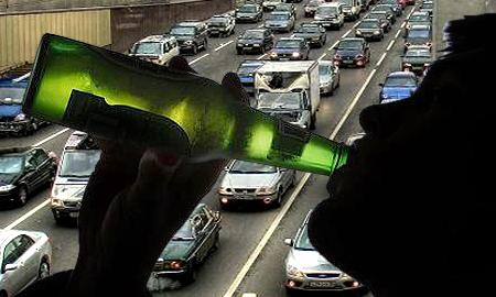 Нужно менять отношение к пьяным водителям за рулем