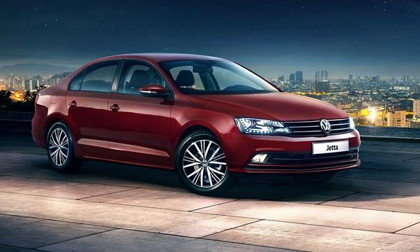 Volkswagen назвал российские цены на дополнительную комплектацию Jetta