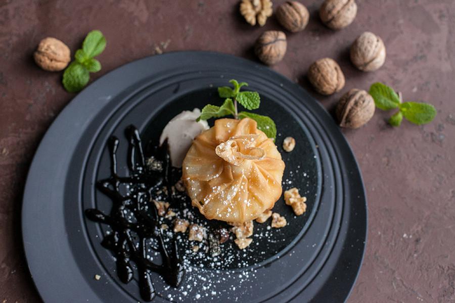 Десерт — Сладкий хинкали