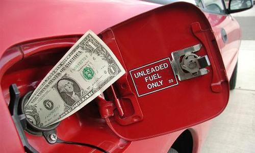 Стоимость бензина в США опустилась до 27  руб./литр в валютном переводе