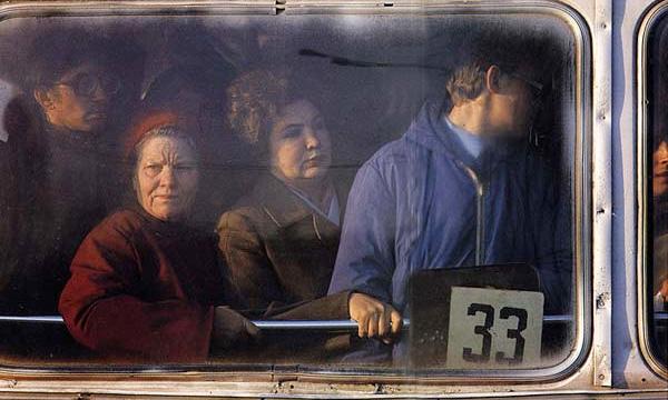 Средний москвич тратит на дорогу до работы полтора часа