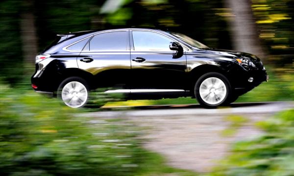 Lexus планирует выпустить семиместный кроссовер