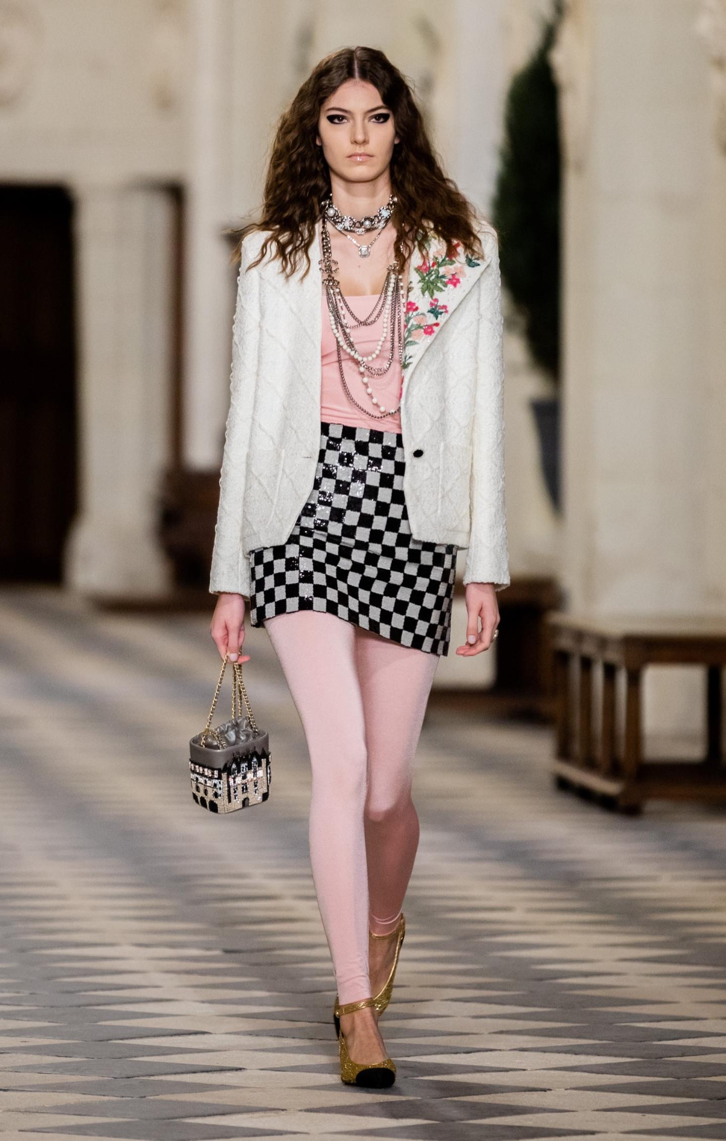 Chanel, pre-fall 2021