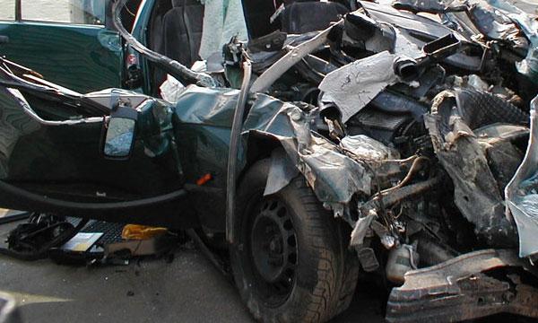 На севере Ирана 7 человек погибли при лобовом столкновении