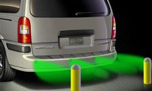 Volkswagen Touran получит систему Park Assist