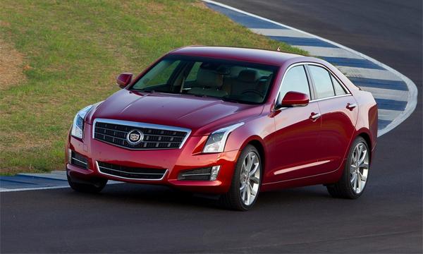 Cadillac ATS получит новый турбированный мотор