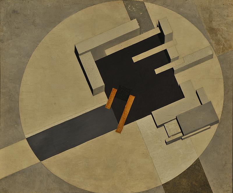 «Проун 1Е (Город)», 1919-1920