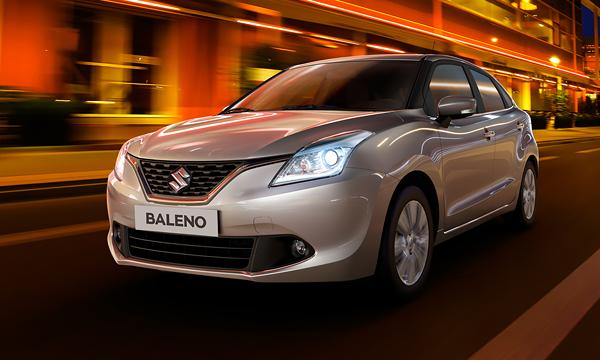 Suzuki показала хэтчбек Baleno