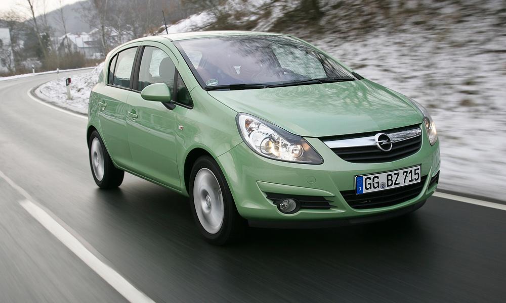 Opel Corsa становится сильнее
