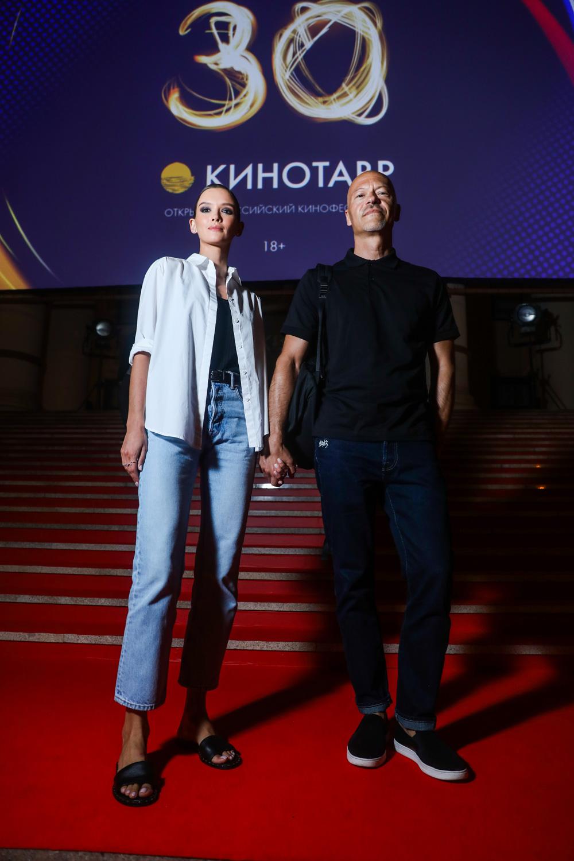 Паулина Андреева и Федор Бондарчук