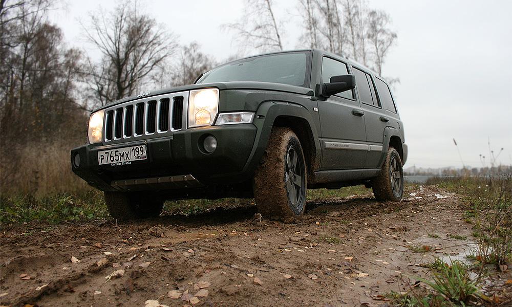 Sollers начнет производство Jeep в России