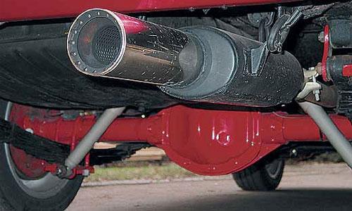 ГАЗ и Bosal создают СП по выпуску выхлопных систем