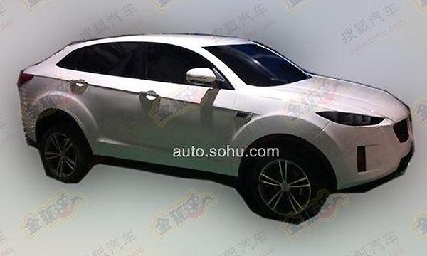 Китайская копия Lamborghini Urus появится раньше оригинала