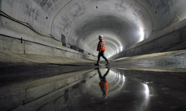 Вместо моста через Керченский пролив могут построить тоннель