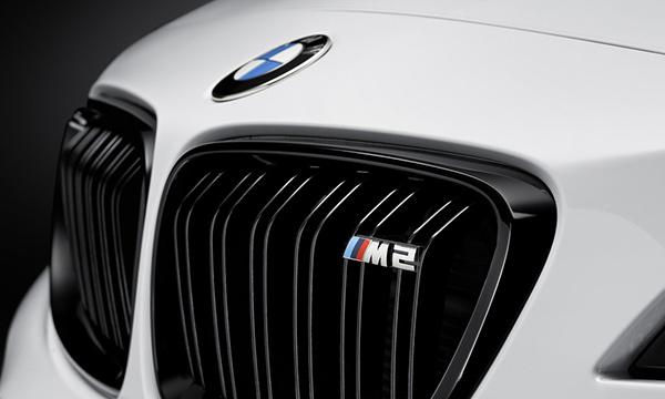 Купе BMW M2 получило пакет М Performance