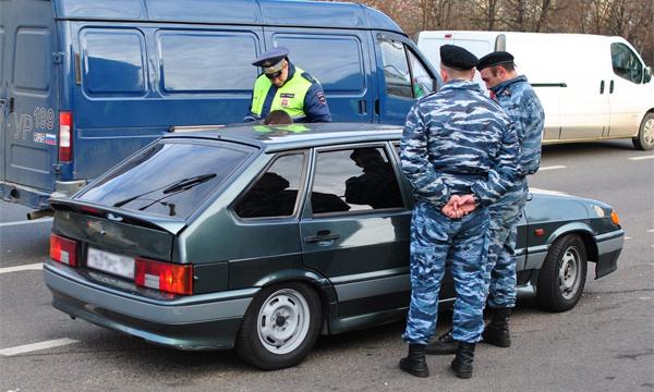 Автомобили начнут арестовывать за долги