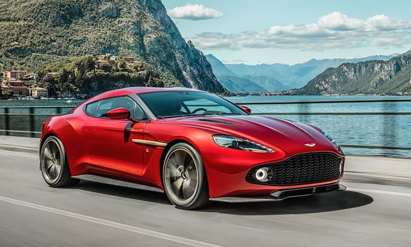 Концепт Aston Martin Vanquish Zagato получит серийную версию