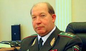 Главный автоинспектор страны Виктор Кирьянов