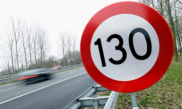 На трассе М4 «Дон» скоростной режим подняли до 130 км/ч