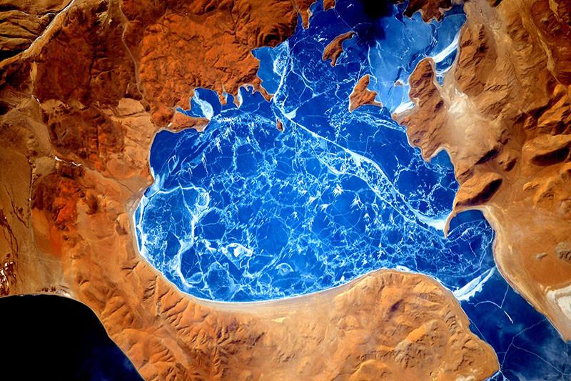 Фото: Scott Kelly/NASA
