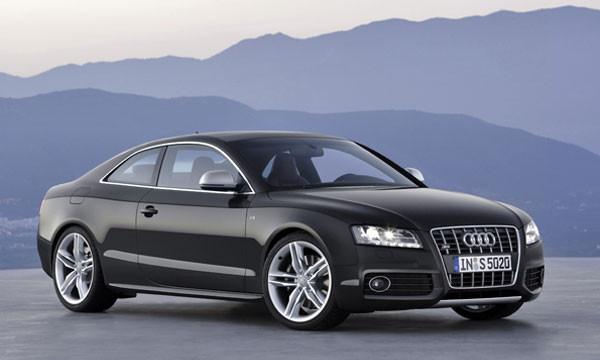 Появились официальные фото Audi A5 и S5