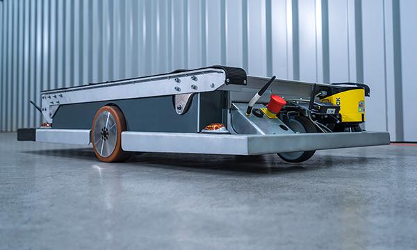BMW снизит себестоимость производства за счет тележек-роботов