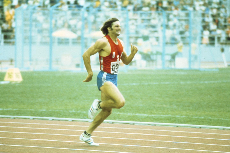 Брюс Дженнер на Летних Олимпийских играх в Монреале, 1976