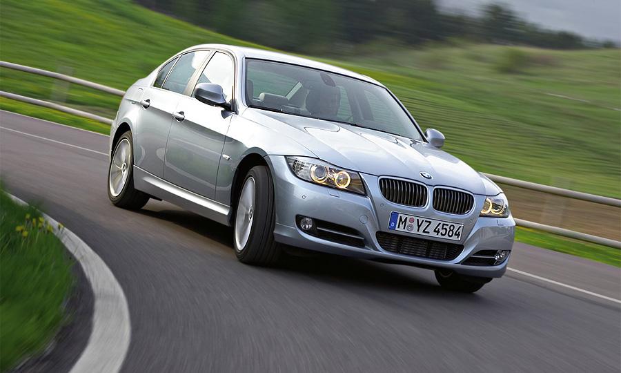 BMW представит в ноябре новый седан 335d