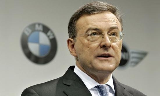 Председатель совета директоров BMW Норберт Райтхофер