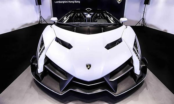 Lamborghini Centenario получит 760-сильный мотор