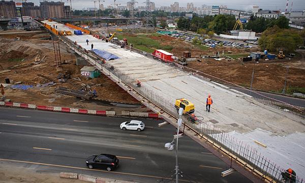 В России могут ввести общественный контроль за строительством дорог