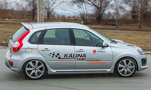 Названы цены на Lada Kalina c 140-сильным мотором