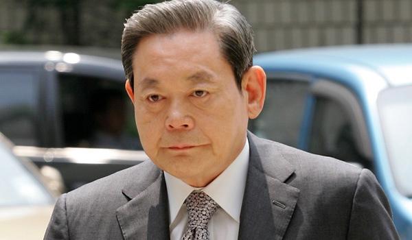 Южнокорейский миллиардер Кун Хи Ли