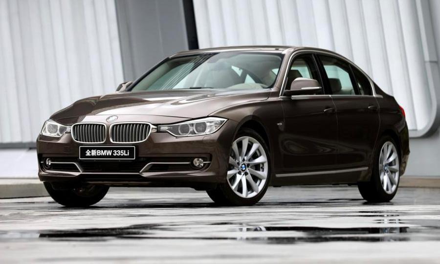 BMW 3-series long-wheel-base